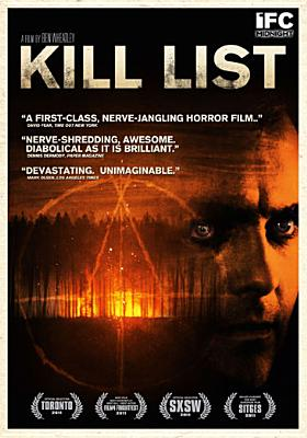 KILL LIST BY MASKELL,NEIL (DVD)
