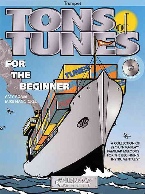 Tons of Tunes for the Beginner By Adam, Amy (ADP)/ Hannickel, Mike (ADP)